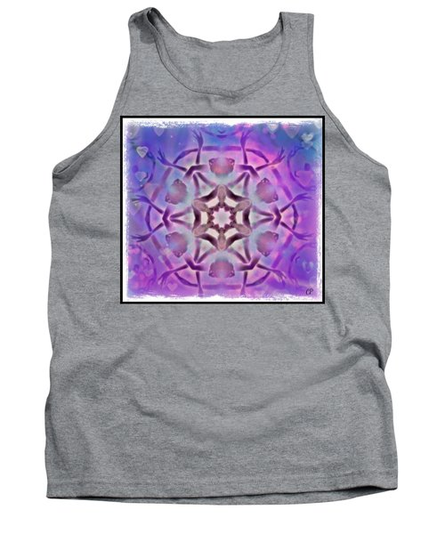 Reiki Infused Healing Hands Mandala Tank Top