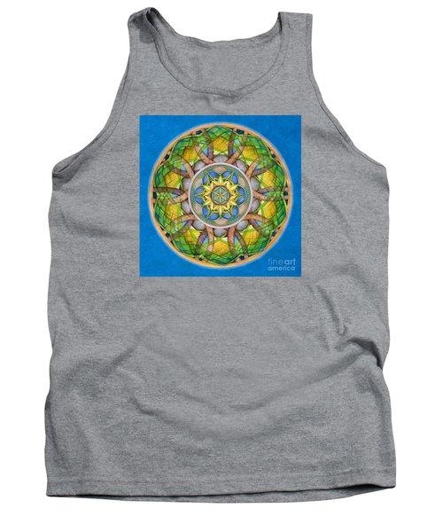 Rejuvenation Mandala Tank Top