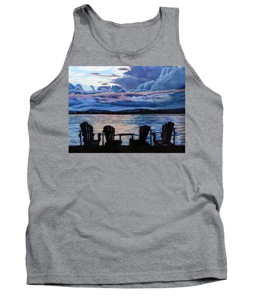 Relax Tank Top by Marilyn McNish