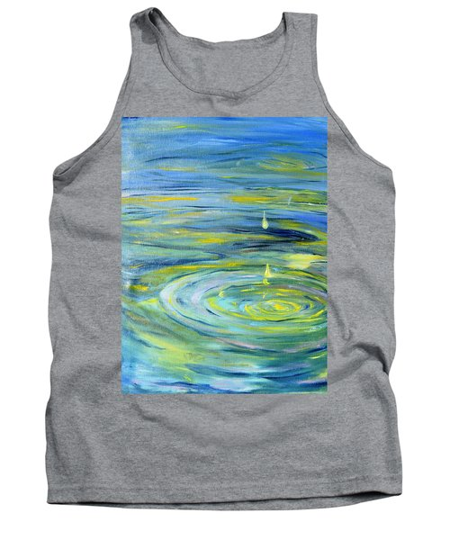Relaxation Tank Top by Evelina Popilian