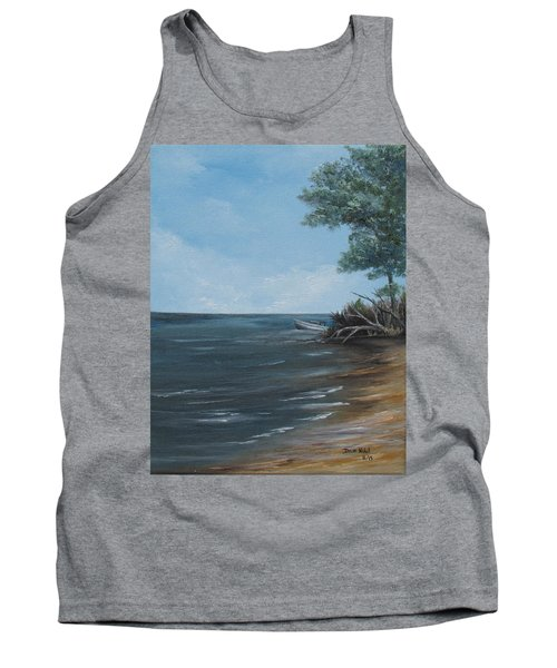 Relaxation Island Tank Top