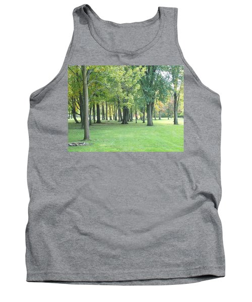 Relaxing Tranquility Tank Top
