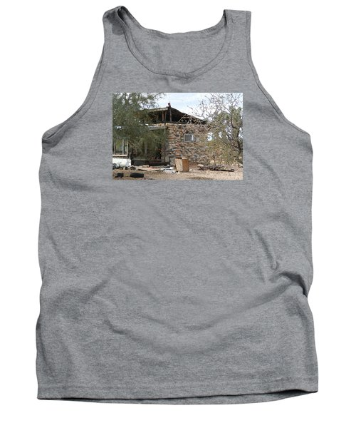 Remains Of Yesteryears Tank Top
