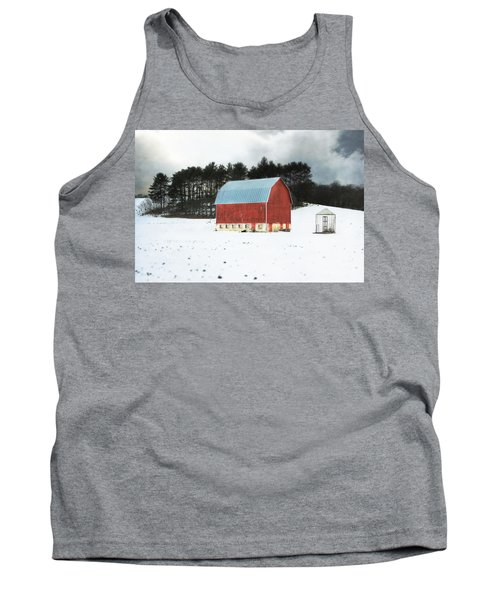 Tank Top featuring the photograph Rembering The Good Old Days by Julie Hamilton
