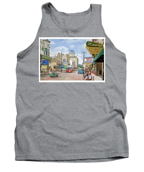 Remembering Duval St. Tank Top