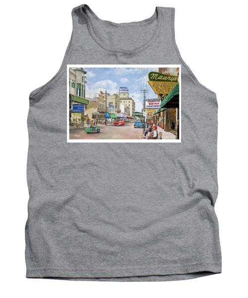 Remembering Duval St. Tank Top