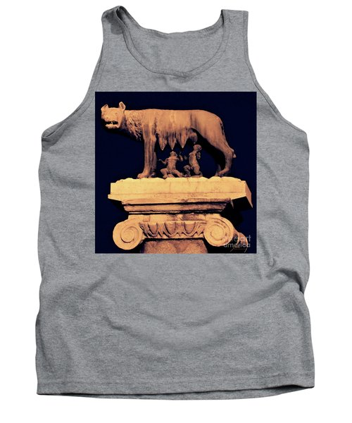 Remus And Romulus Tank Top