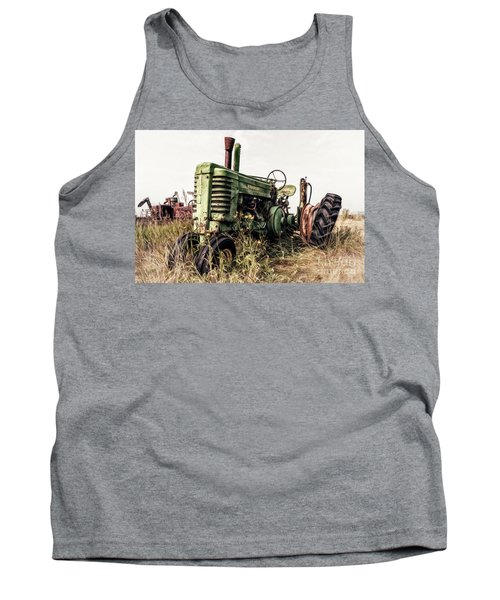 Retired Tank Top