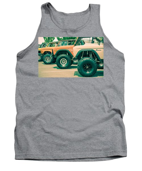 Retro Bronco Heaven Tank Top