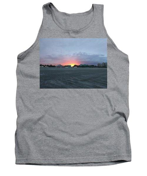 Revere Beach Sunset Tank Top