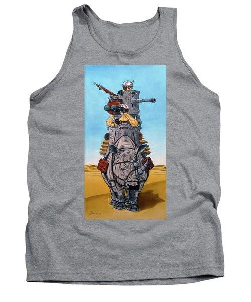 Rhinoceros Riders Tank Top