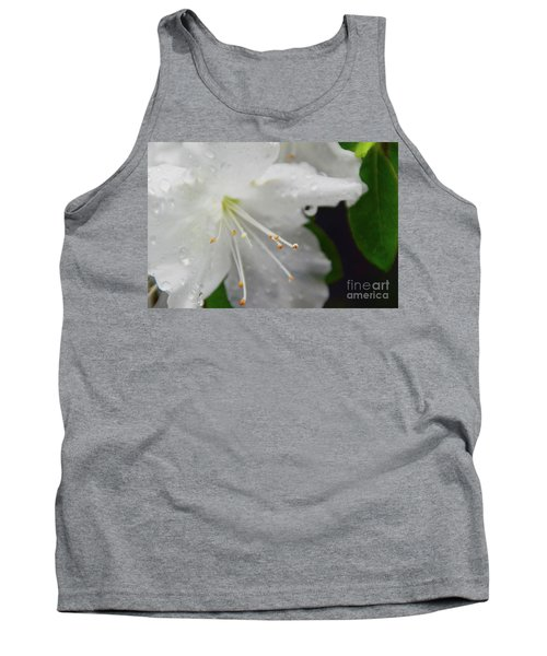 Rhododendron Blossom Tank Top
