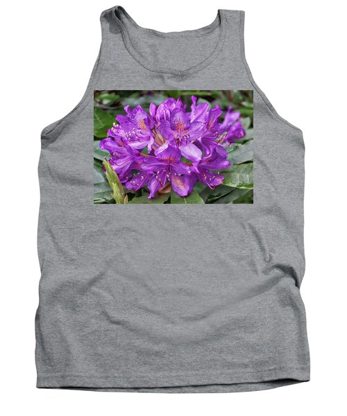 Rhododendron Tank Top