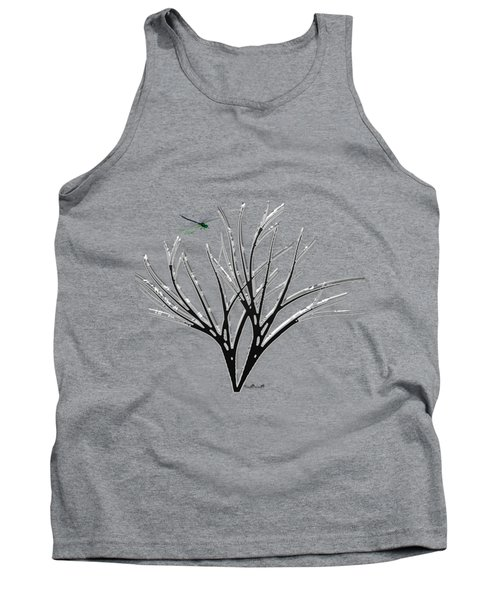Tank Top featuring the photograph Ribbon Grass by Asok Mukhopadhyay