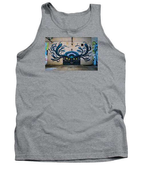 Richmond Street Art Tank Top