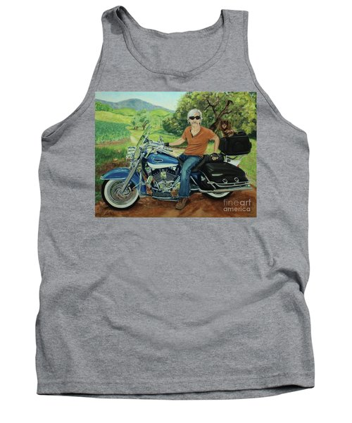 Ride In The Birksire's Tank Top