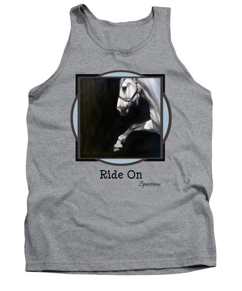 Ride On Tank Top