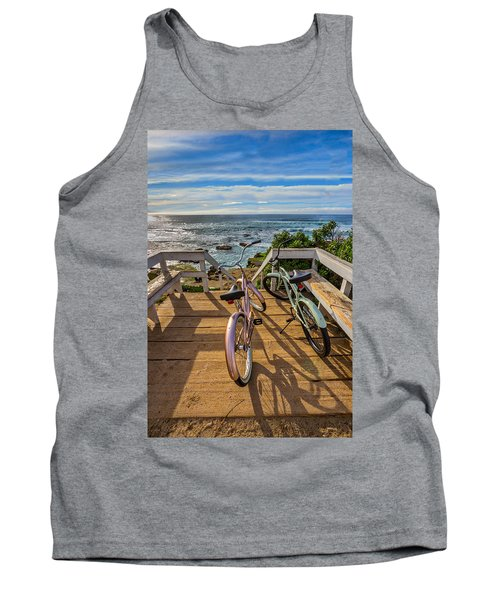 Ride With Me To The Beach Tank Top