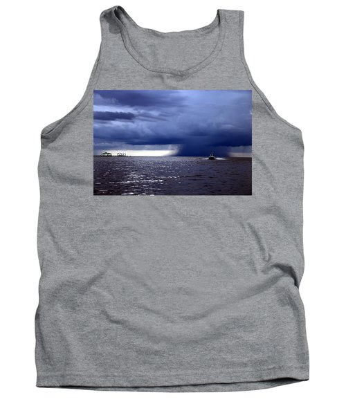 Tank Top featuring the photograph Riders On The Storm by Rdr Creative