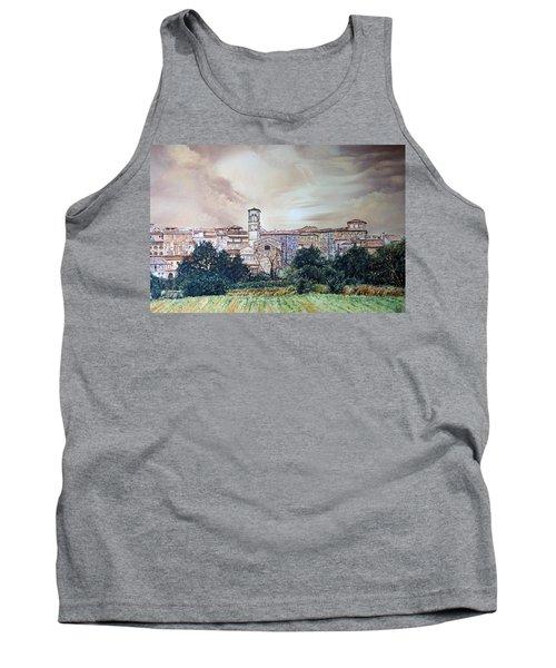 Rieti Panoramic Tank Top