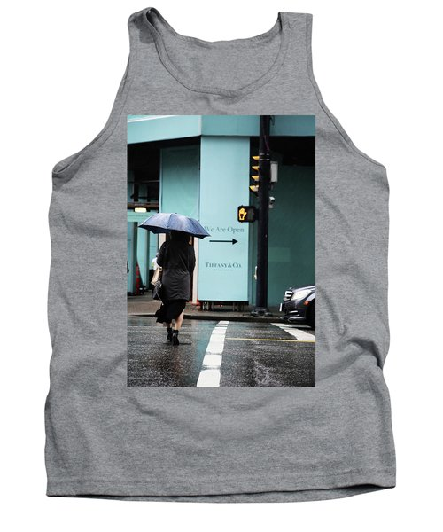 Right  Tank Top by Empty Wall