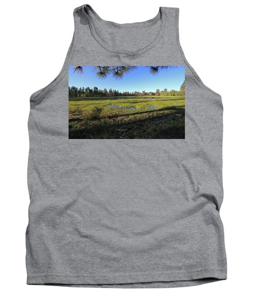 Tank Top featuring the photograph Rim Glade by Gary Kaylor