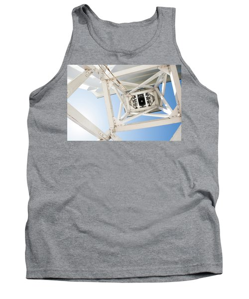 Tank Top featuring the photograph Ringing Of The Chapel Bell by Parker Cunningham