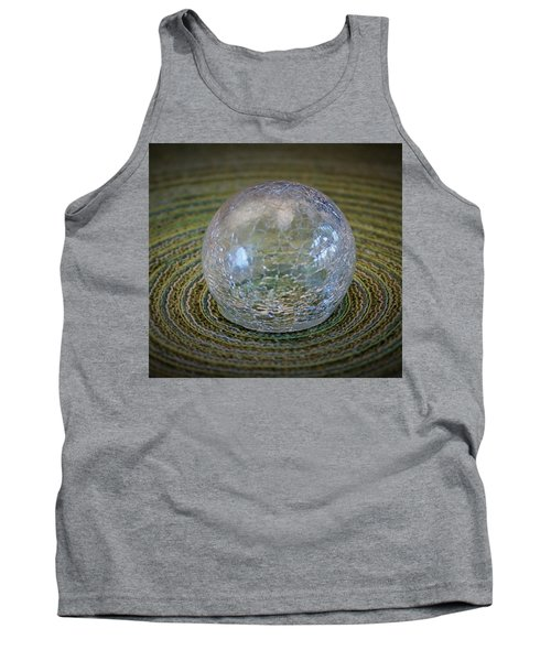 Ripple Effect Tank Top by John Glass
