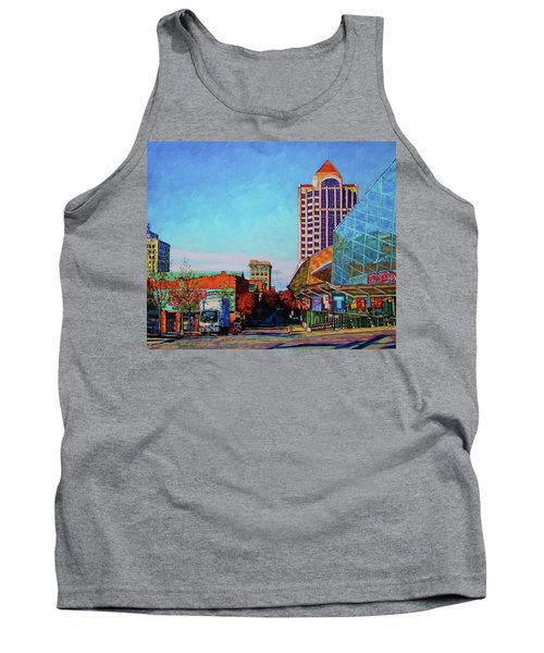 Rise And Shine - Roanoke Virginia Morning Tank Top