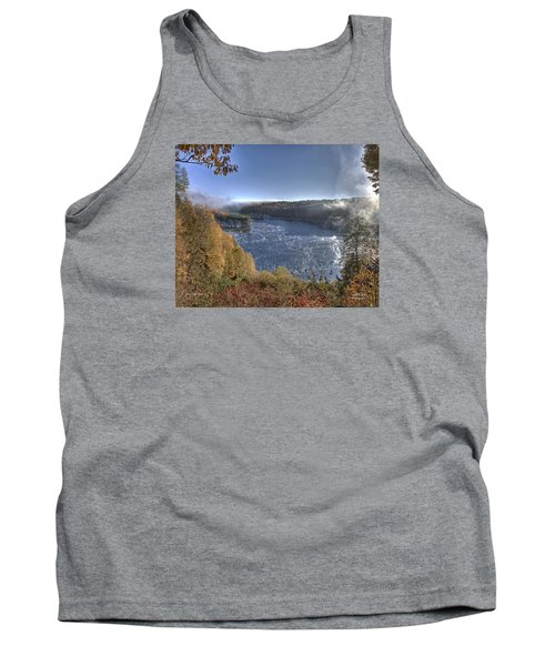 Rise And Shine Tank Top by Mark Allen