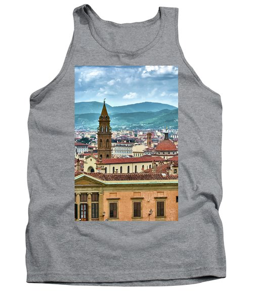 Rising Above The City Tank Top