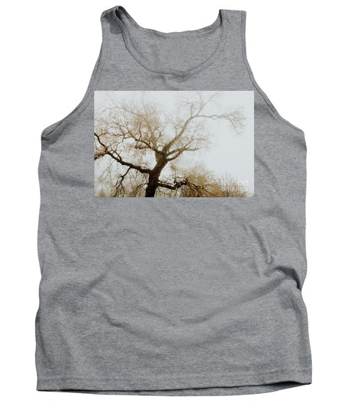 Tank Top featuring the photograph Rising by Iris Greenwell