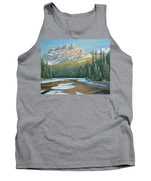 Rising Over The Valley Tank Top