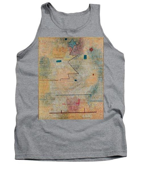 Rising Star  Tank Top by Paul Klee