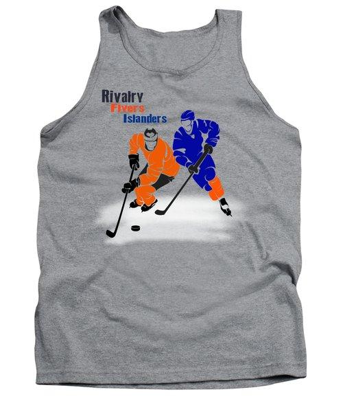 Rivalry Flyers Islanders Shirt Tank Top