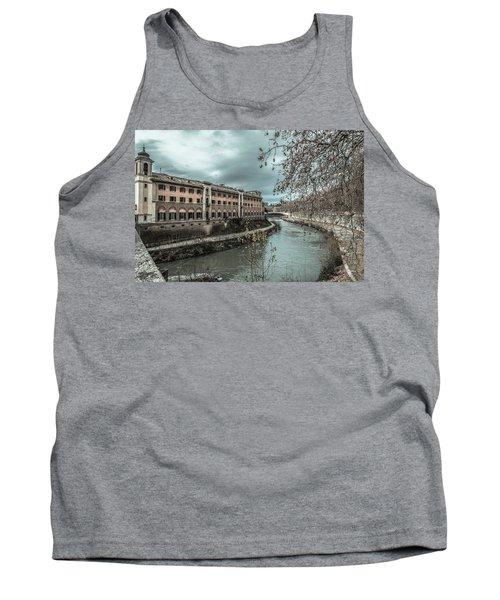 River Tiber Tank Top