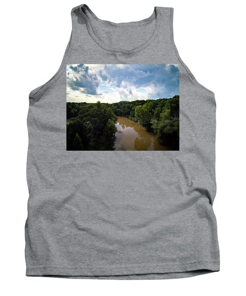 River View From Above Tank Top
