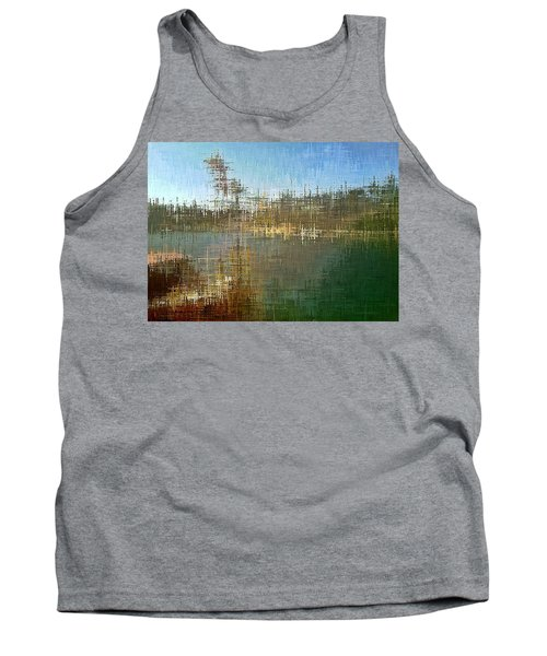 River's Edge Tank Top