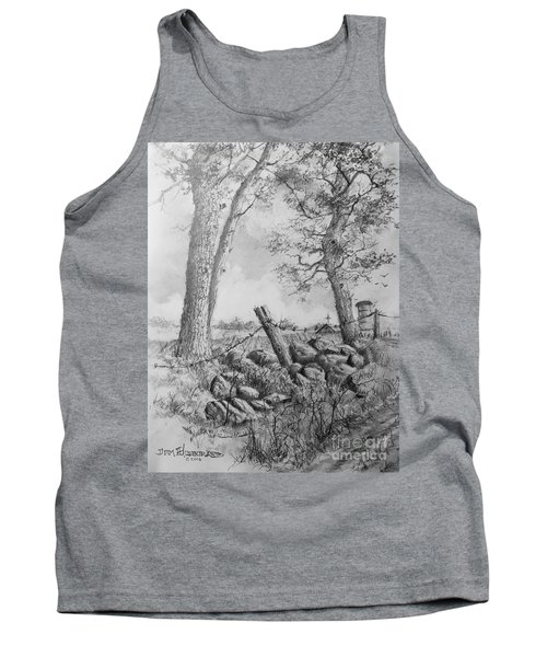 Road Home Tank Top by Jim Hubbard
