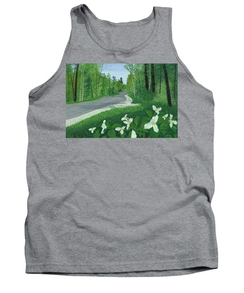 Road To Northport - Spring Tank Top
