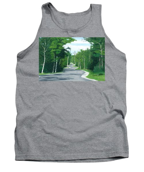 Road To Northport - Summer Tank Top