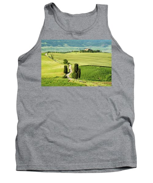 Road To Terrapille Tank Top