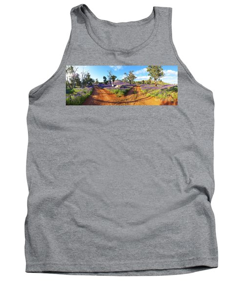 Roads To Salvation Jane Tank Top