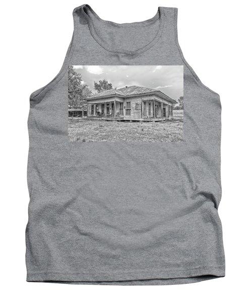 Roadside Old House Tank Top