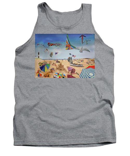 Robert Moses Beach Tank Top