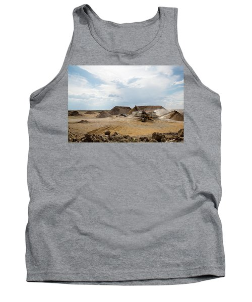 Rock Crushing 2 Tank Top