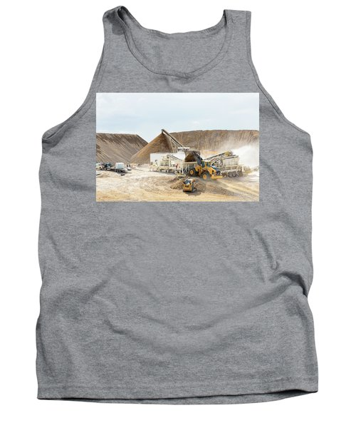 Rock Crushing 3 Tank Top