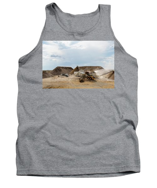 Rock Crushing Tank Top