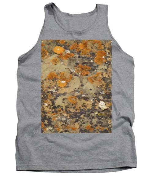 Rock Pattern Tank Top