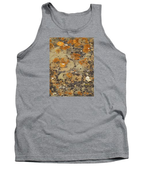 Rock Pattern Tank Top